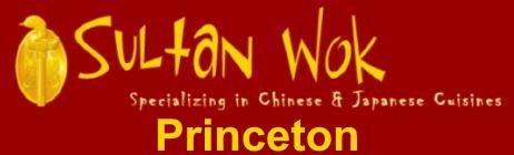 Sultan Wok Princeton
